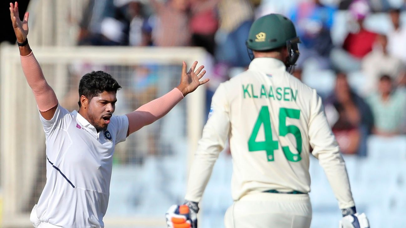 Did South Africa underestimate the Umesh-Shami challenge?