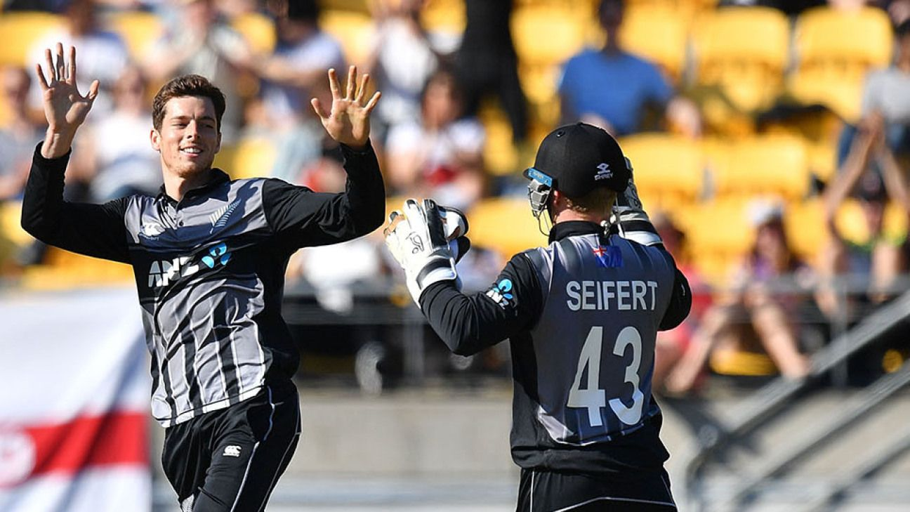 Mitchell Santner becomes New Zealand's T20I trump card
