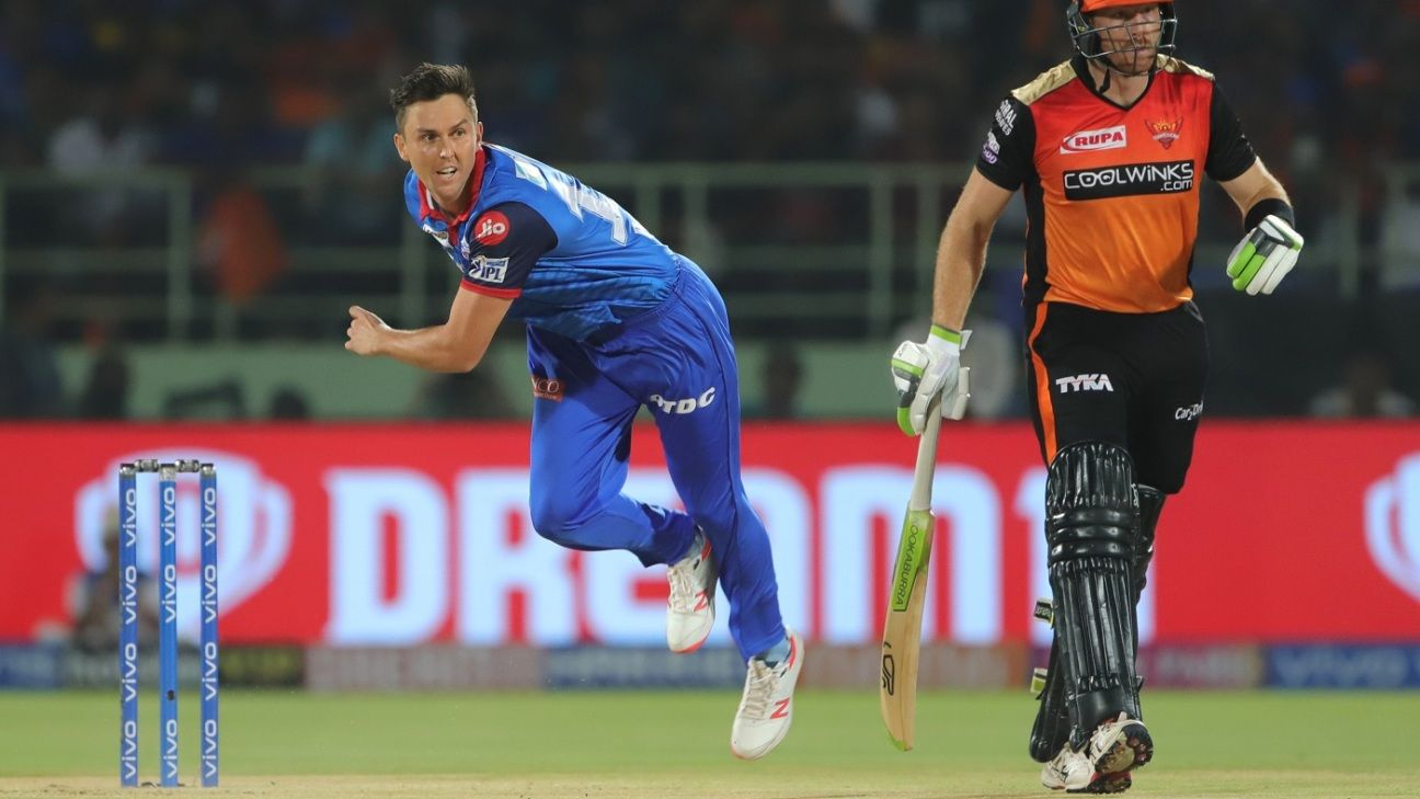 'Be aggressive and take wickets' - Trent Boult on his T20 gameplan