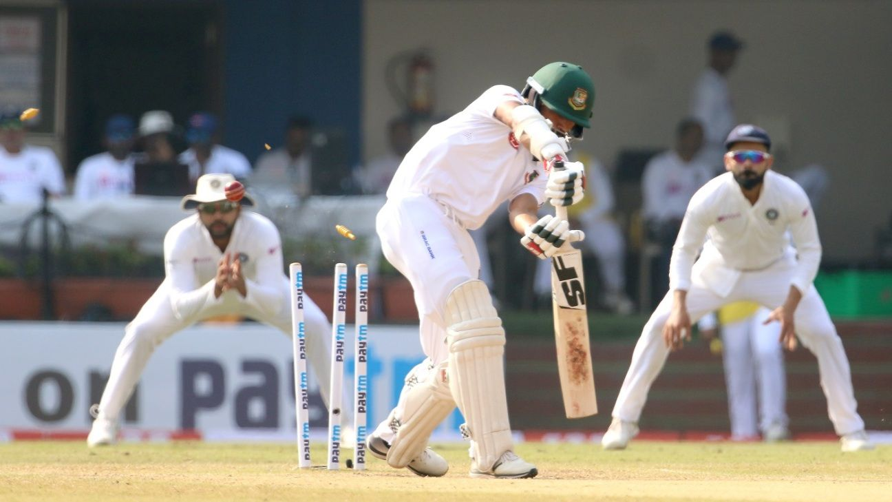 Technical issues floor Bangladesh once again