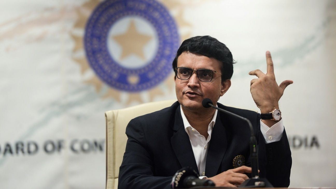 Two pink-ball Tests in a series 'a bit too much' - Sourav Ganguly