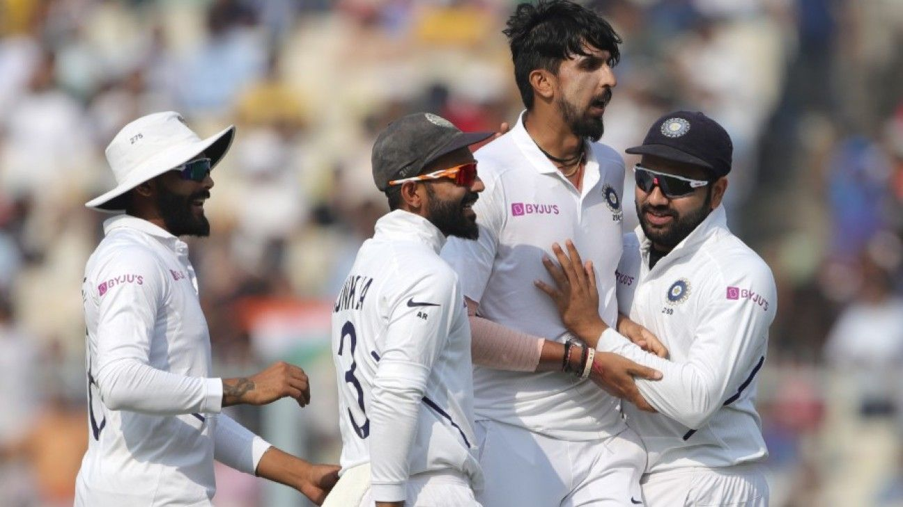 Ishant Sharma reveals secret to his red-hot form