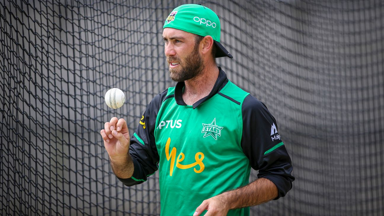 'I was mentally and physically ruined' - Glenn Maxwell