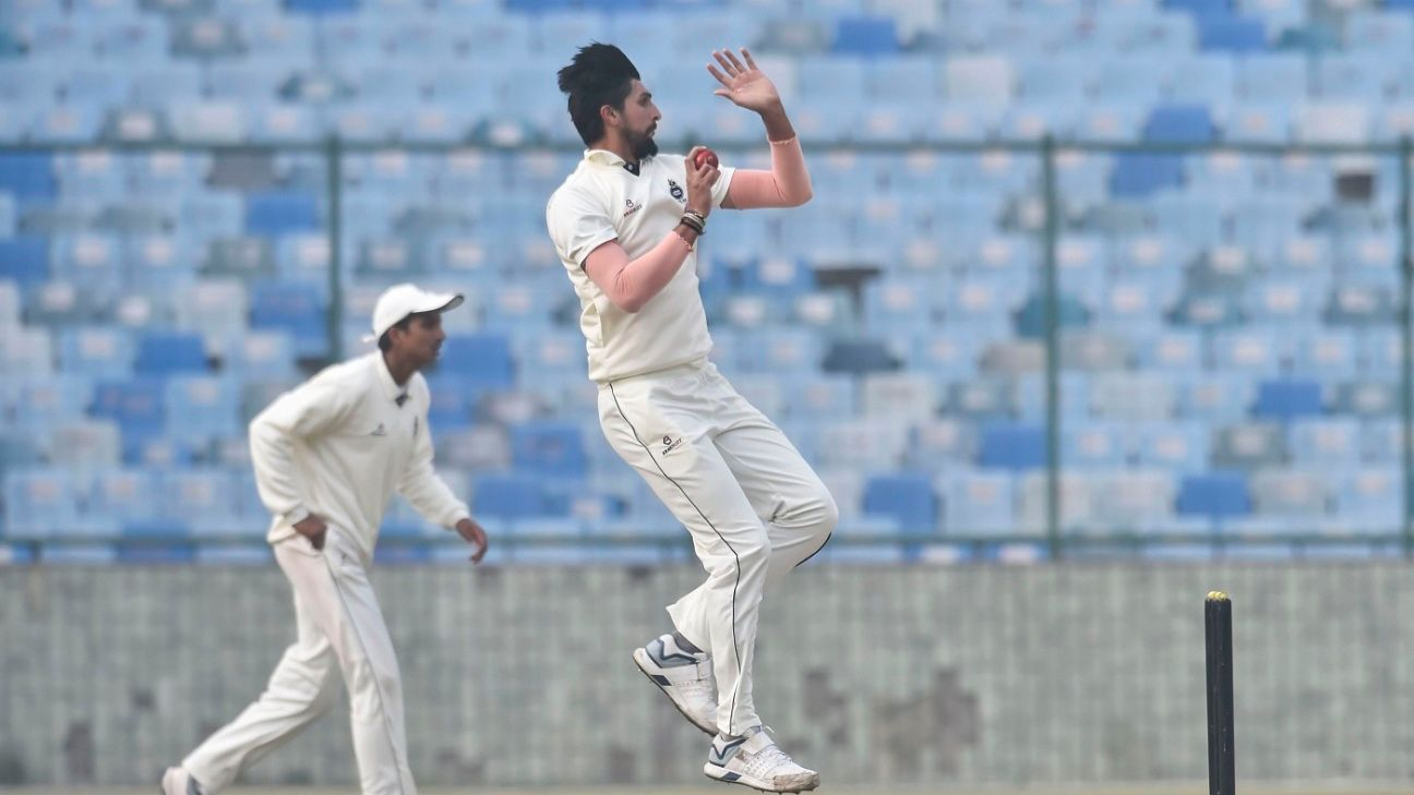 Ishant Sharma set to fly to New Zealand after clearing fitness test