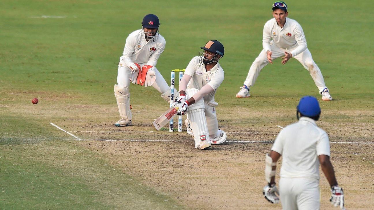 Live Blog - Ranji Trophy Round 6