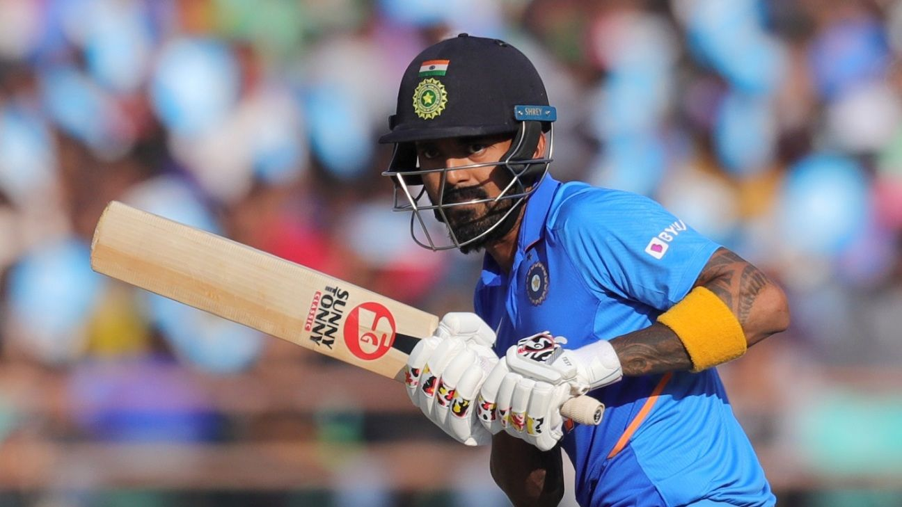 Has KL Rahul solved India's middle-order muddle?