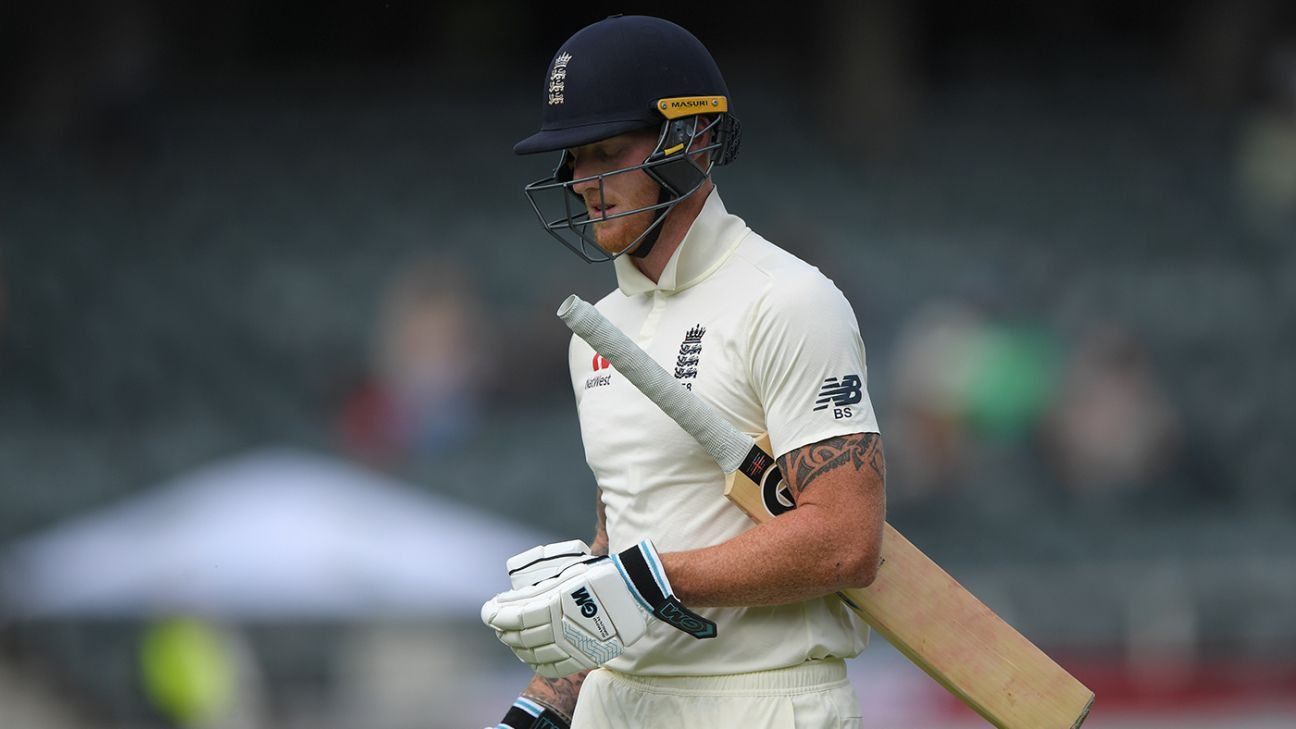 Ben Stokes fined, handed demerit point for verbal altercation with Wanderers spectator | ESPNcricinfo.com - ESPNcricinfo