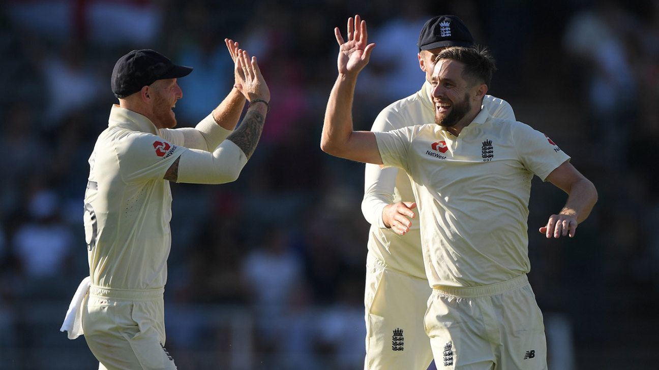 Quiet achiever Chris Woakes finds his feet overseas