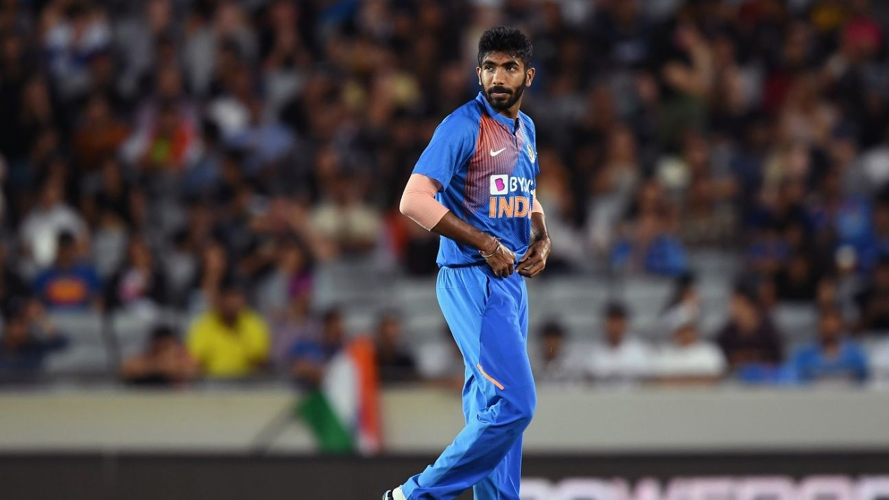 Deadly and unique - the Bumrah impact
