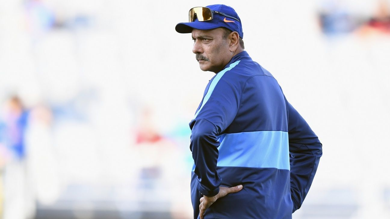 Objective is 'to play like the world's No. 1 Test team' in New Zealand - Ravi Shastri