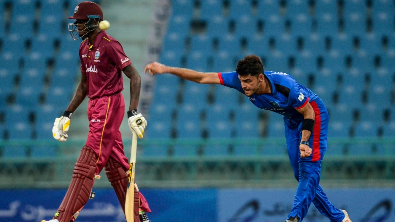 Naveen-ul-Haq hopes to start a pace-bowling revolution in Afghanistan