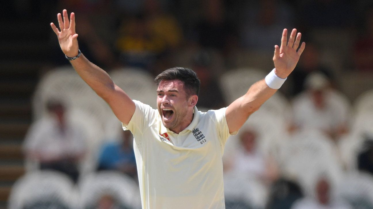 'The chance to get back out there, we're all going to cherish that moment' - James Anderson | ESPNcricinfo.com - ESPNcricinfo
