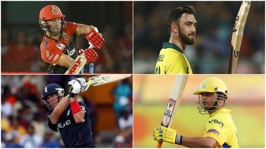 The greatest T20 player: Maxwell or Raina? ABD or KP?   ESPNcricinfo.com
