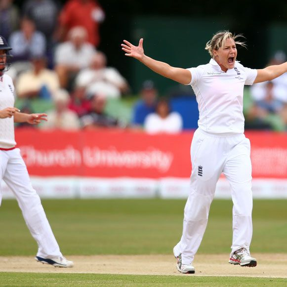 Will there come a time when women play more Test matches?
