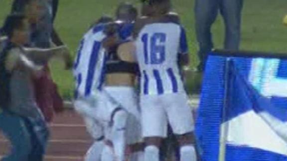 ¡Lo dio vuelta Honduras! Rubio pone el 2-1 ante Chile - ESPN Video