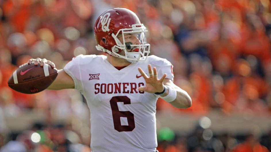 Baker Mayfield and Mason Rudolph's Bedlam bromance comes to AFC North
