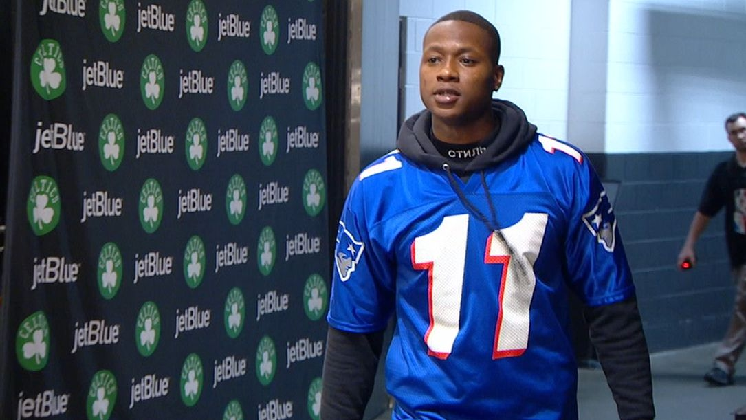 988948258 Rozier arrives in Drew Bledsoe jersey - ESPN Video