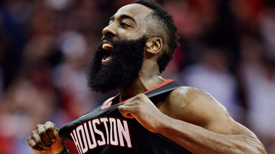The Harden experience is unprecedented and undeniable