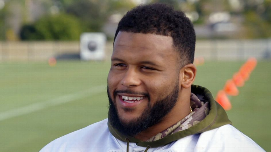 How Rams DT Aaron Donald became the NFL's most unstoppable force