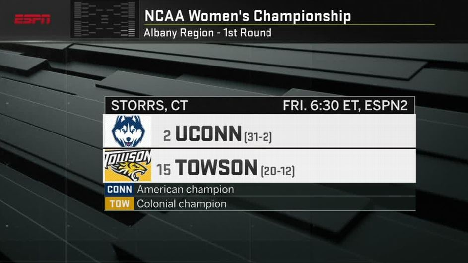 Why UConn got a No. 2 seed in 2019 women's NCAA basketball tournament