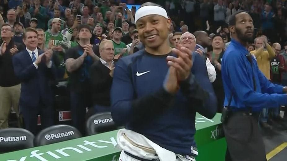 Isaiah Thomas gets his moment, but will it be his last?