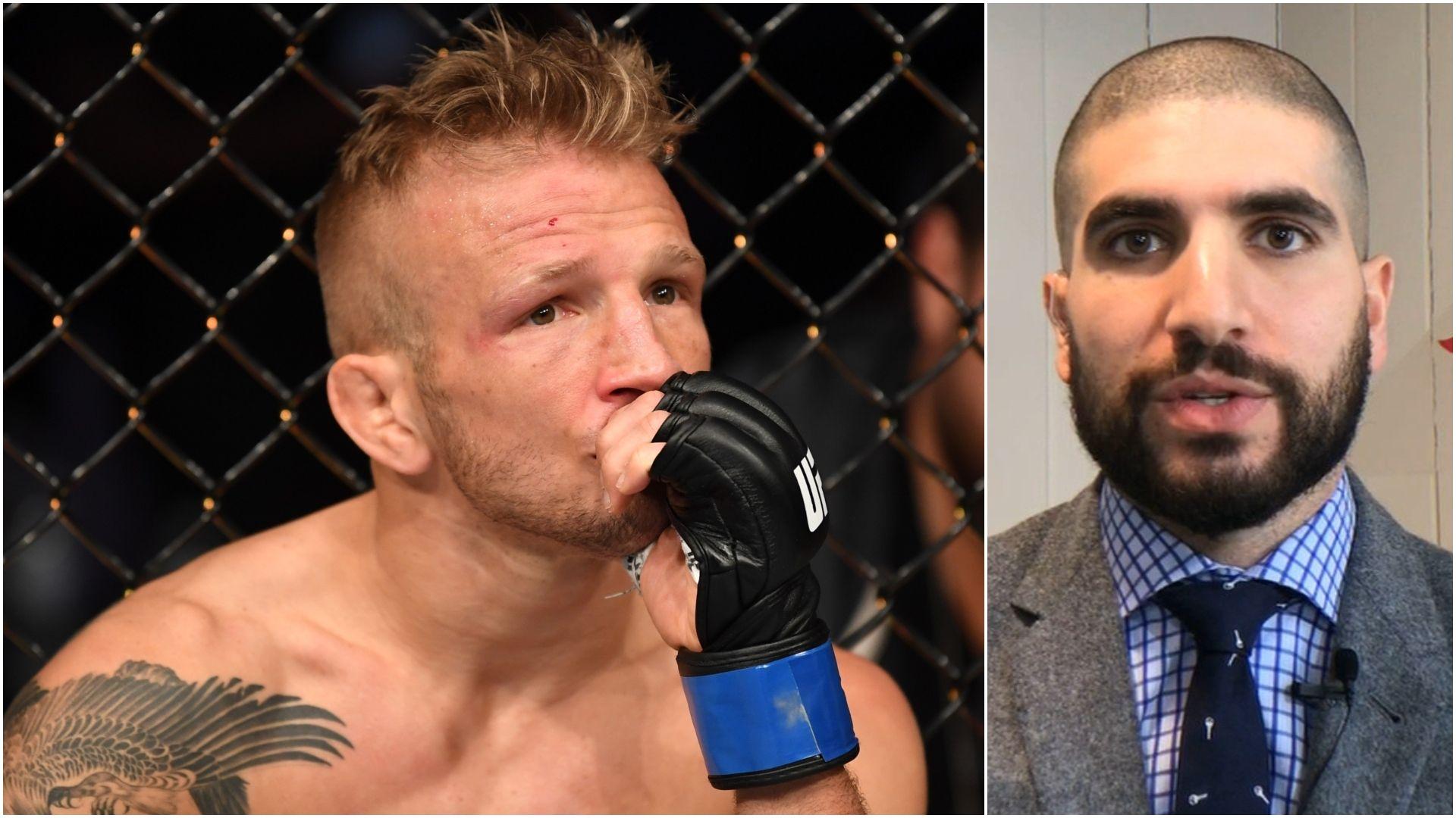 What TJ Dillashaw's drug test failure means for UFC