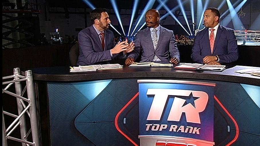 Bradley warns Fury to beware of Tom Schwarz - ESPN Video