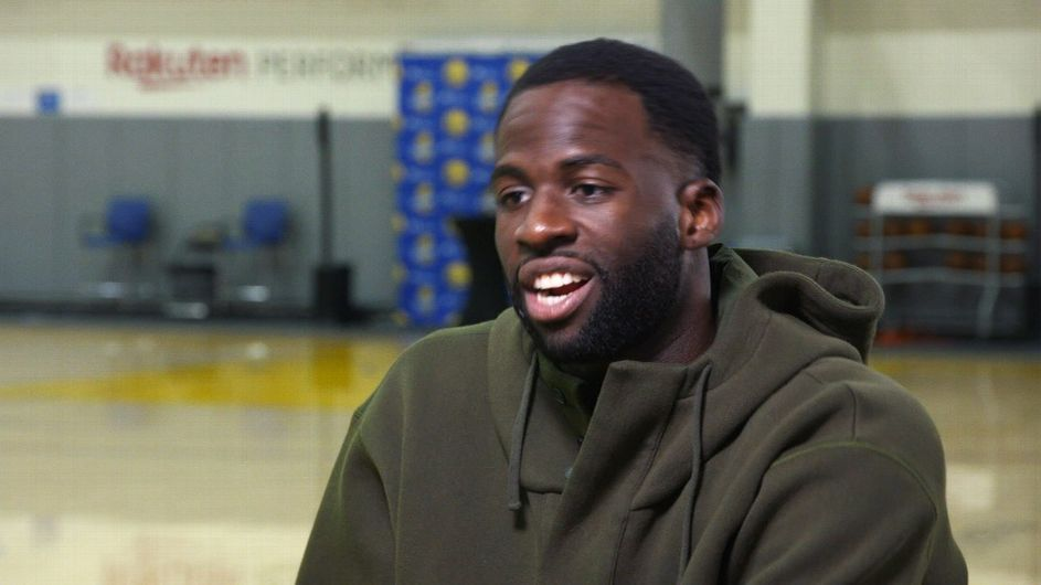 What Draymond sees: The Warriors star details his unique game