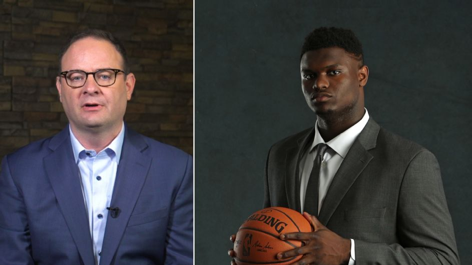 Let Zion Williamson choose where he wants to play next