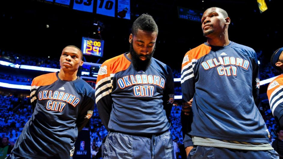 The rise and fall of Oklahoma City, the NBA's small-market miracle