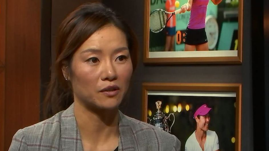 Tennis HOF entry fuels China's Li Na to continue inspiring