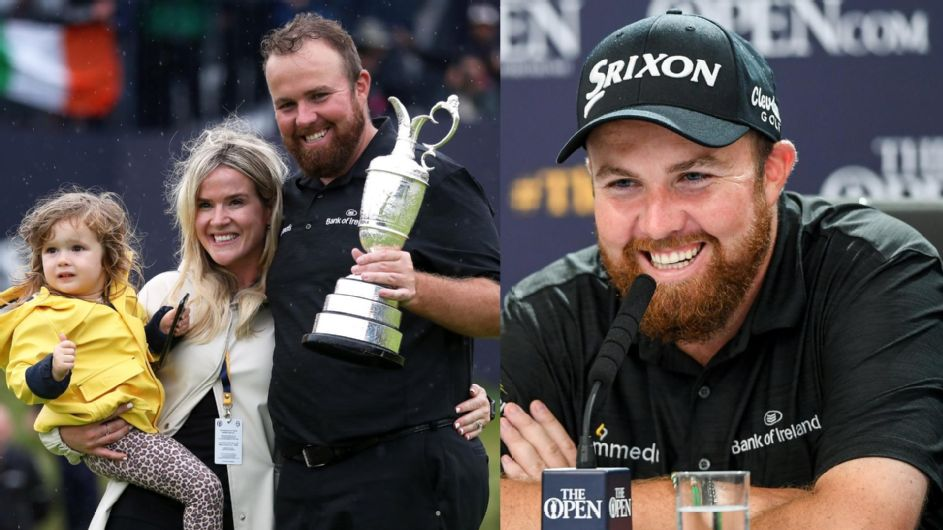'Golf wasn't my friend': How Shane Lowry overcame doubt to win The Open