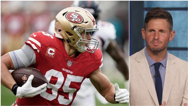 Does San Francisco 49ers George Kittle Ever Have A Bad Day