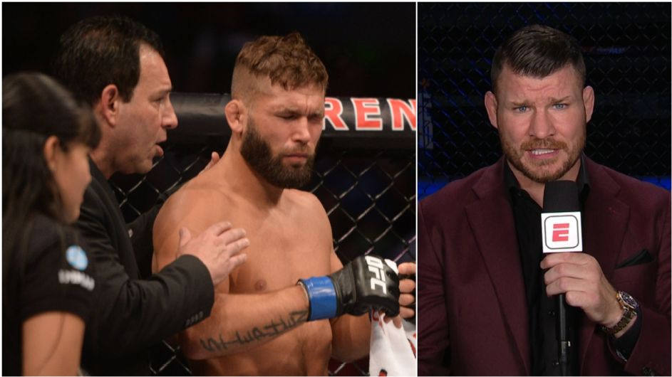 Eye poke ends UFC bout seconds in; fans erupt