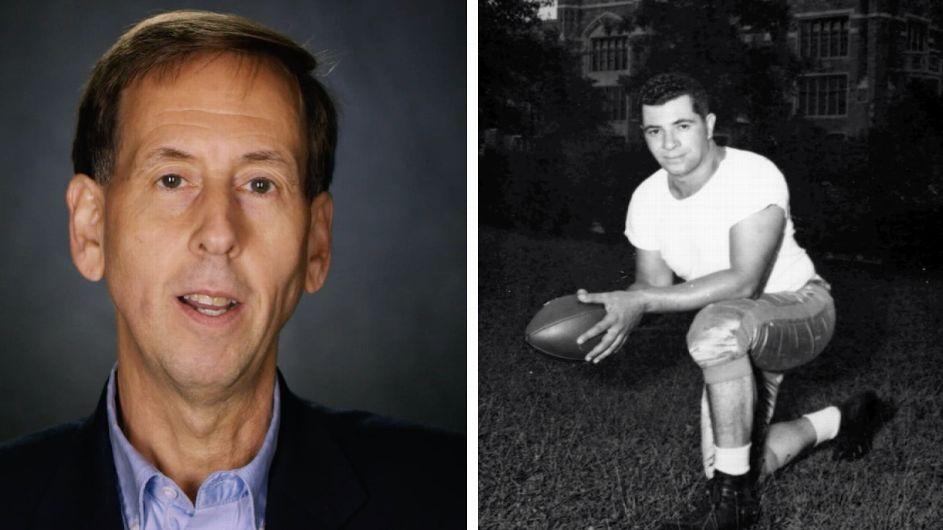 Vince Lombardi's 'Run to daylight' philosophy began at Fordham - ESPN Video