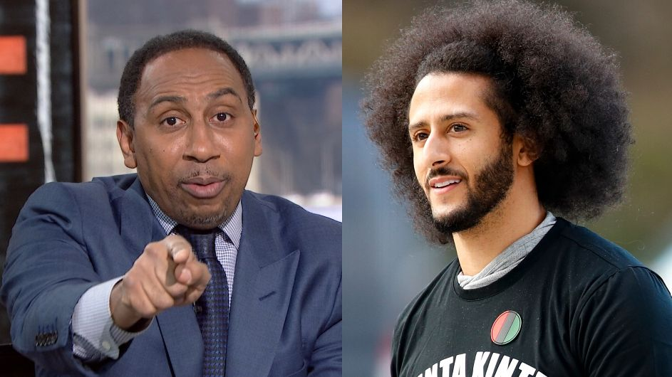 Stephen A: Kaepernick antagonized the NFL while asking for a job - ESPN Video