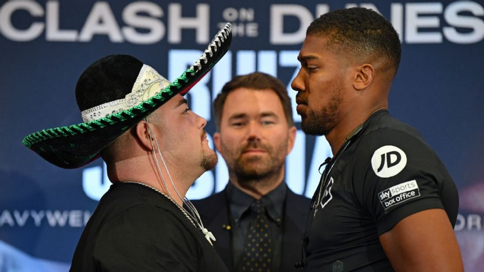 Ringside Seat: Can Andy Ruiz repeat or will Anthony Joshua find redemption?