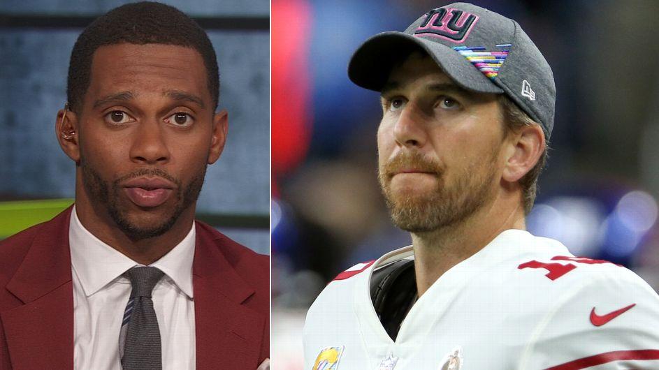 Eli Manning to start as Giants rule out Daniel Jones, Evan Engram
