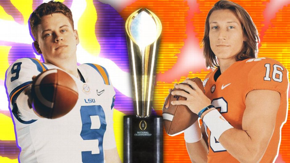 College football championship -- LSU-Clemson analysis, prediction and more