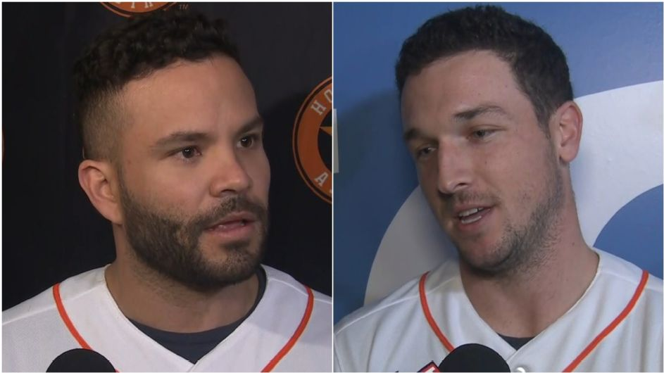 Setting sights on spring training, Jose Altuve confident embattled Astros will 'be in World Series'