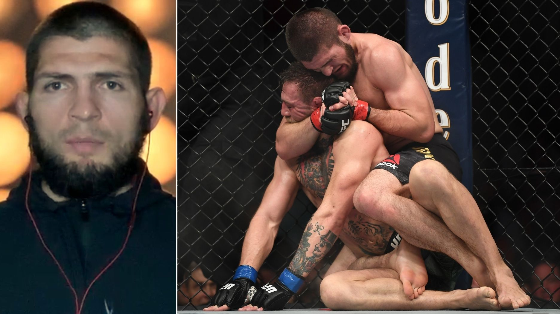 Video: UFC 254 'Countdown' for Khabib Nurmagomedov vs ...   Khabib