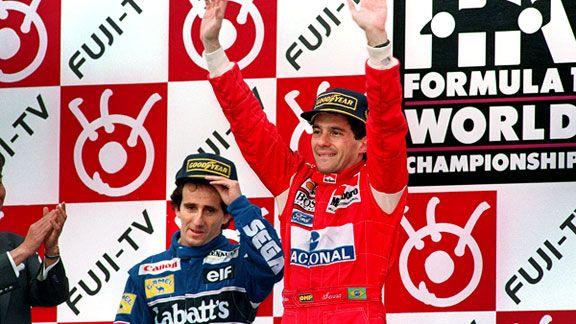 Formula One - Ayrton Senna revealed like never before in the