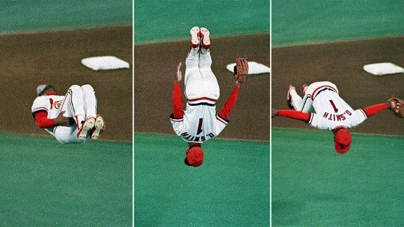 Q&A: Hall of Fame shortstop Ozzie Smith