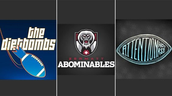 More of the web's best fantasy team logos - Visuals - ESPN ...