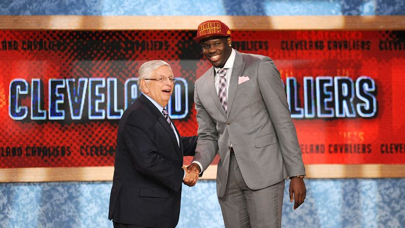 Cavaliers select Anthony Bennett