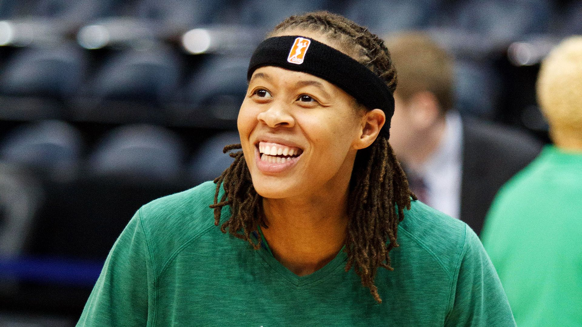 WNBA Finals - Seimone Augustus ready to put 2012 disappointment behind her