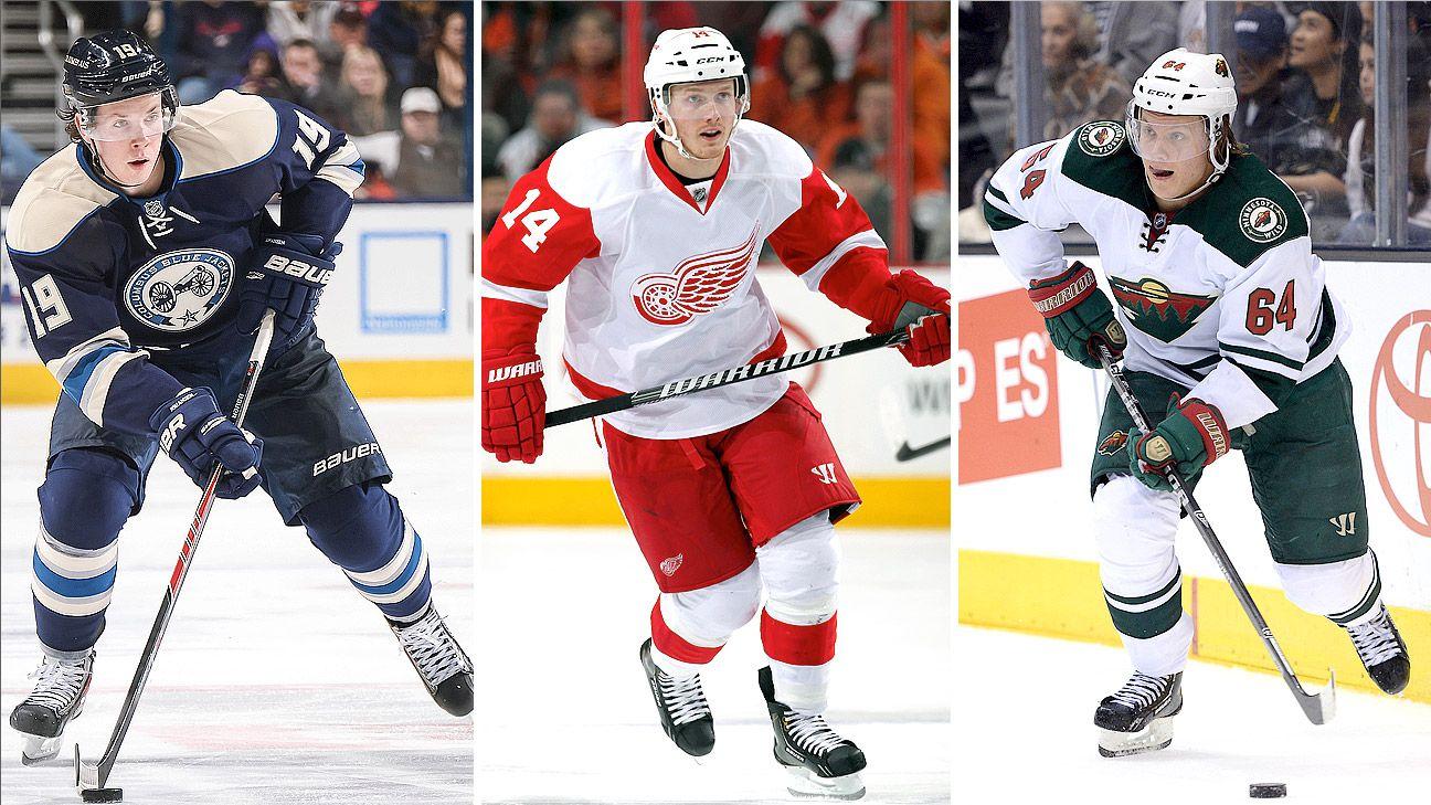 Fantasy Hockey - Assessing the top 200 forwards