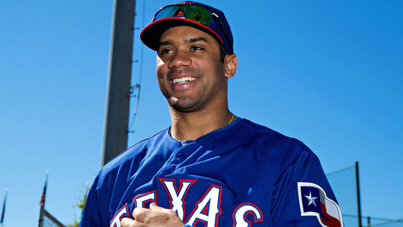 best website 9b5f8 44dd5 New York Yankees acquire Russell Wilson in trade with Texas ...