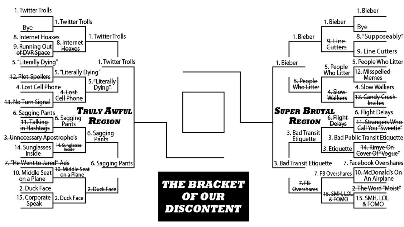 Final Four voting now open for Sarah Spain's Bracket of