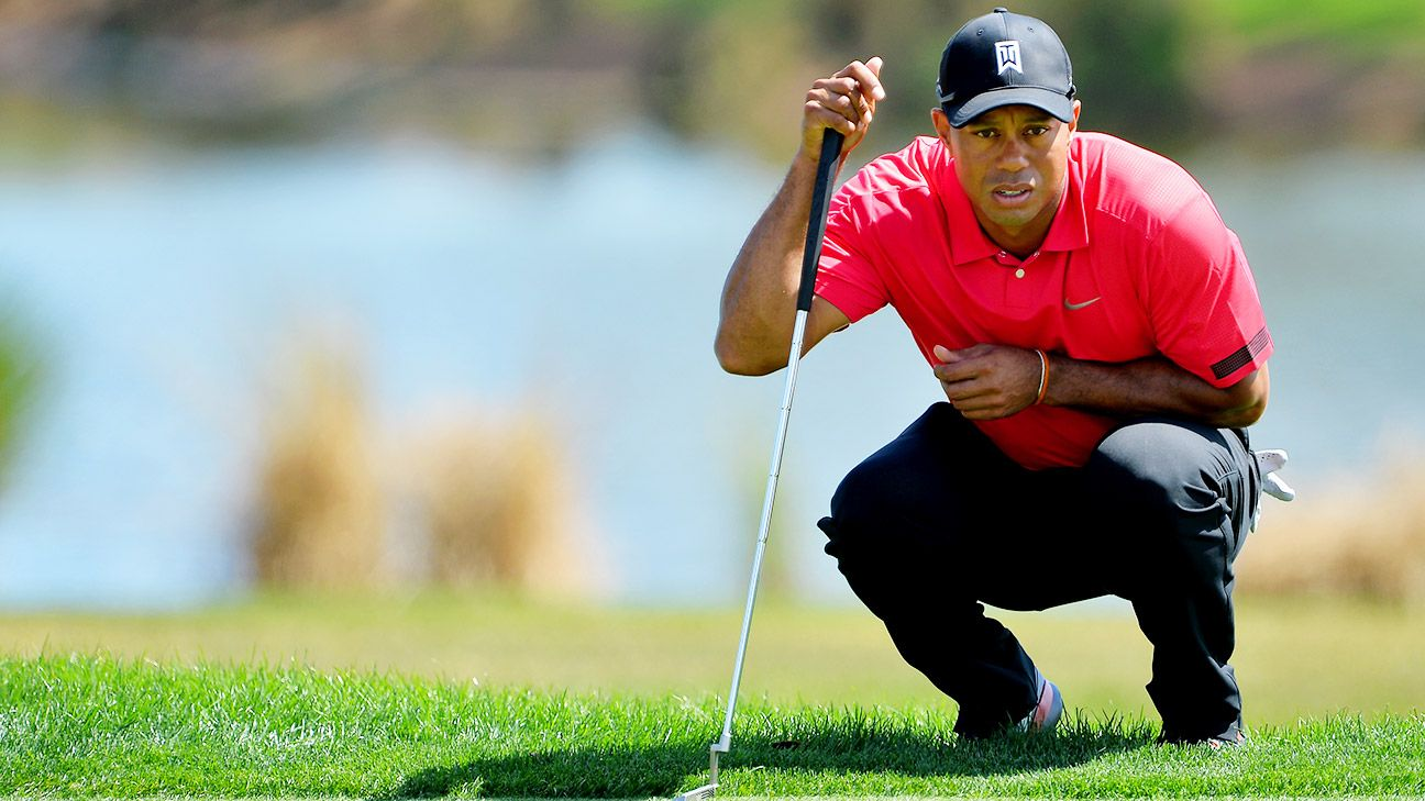 tiger woods will be missed at the u s  open